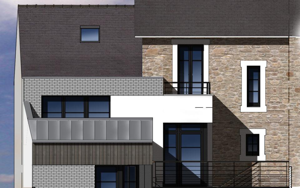 Maison L-H-E (St Malo - livrée 2018)