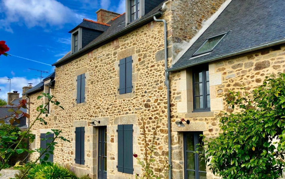 Maison V-T (St Briac sur Mer - livrée 2018)